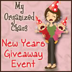 Official Announcement of my 'New Years Giveaway' Event!!