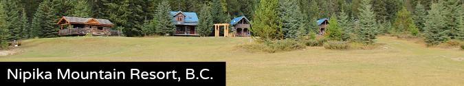 Nipika Mountain Resort, British Columbia