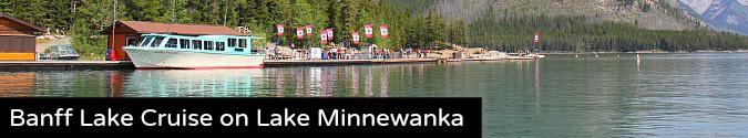 lake cruise, Banff, Alberta, family-travel-canada