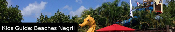 kids guide beaches negril jamaica