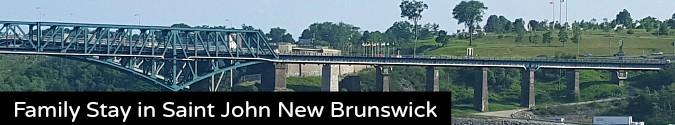 Saint John New Brunswick
