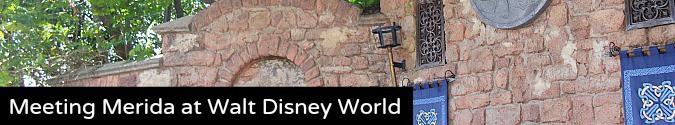meeting merida disney world