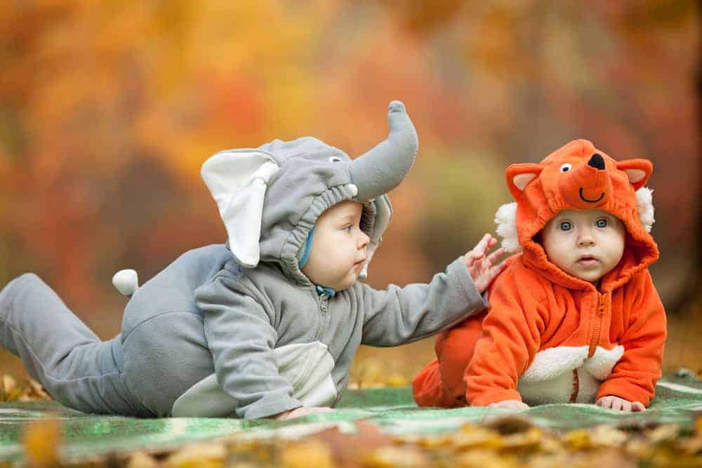 Halloween Costumes ideas for Twins