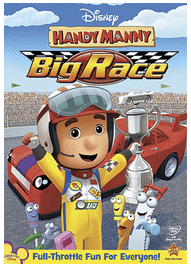 Handy Manny Big Race | airs March 20th
