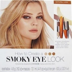 CoverGirl Smoky Eye Kit Review