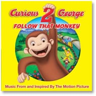 Curious George 2: Follow That Monkey | CD