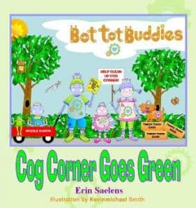 Cog Corner Goes Green | Book Giveaway