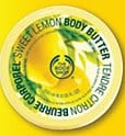 www.myorganizedchaos.net, sweet lemon range, the body shop, body butter from the body shop,