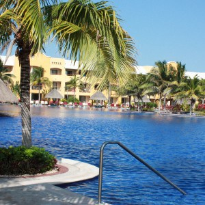 Barcelo Maya Palace Vacation with Kids