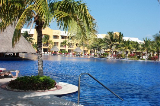 Barcelo Mayan Palace Pool