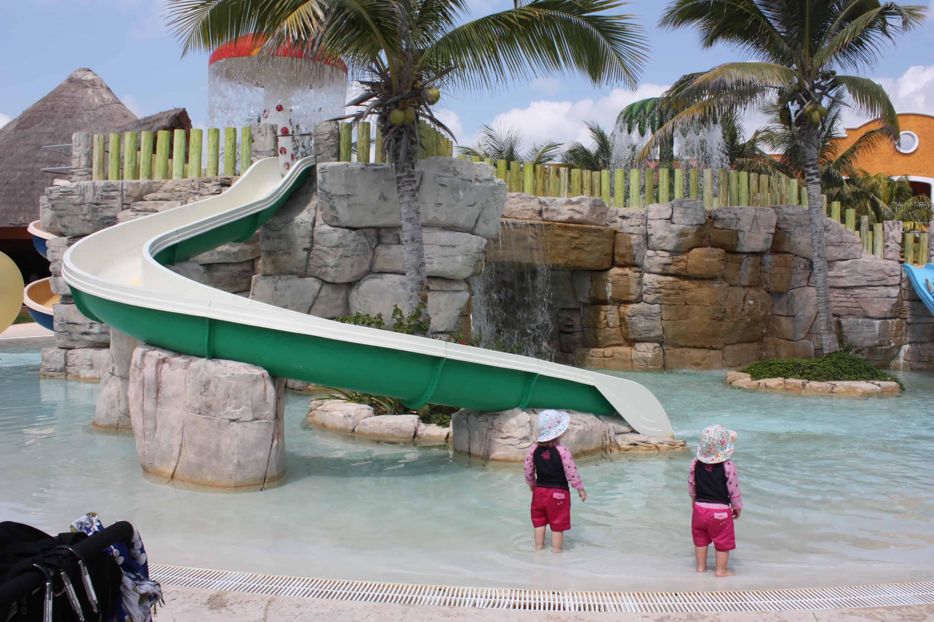 Barcelo Maya Palace Vacation with Kids