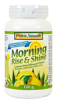 Morning Rise and Shine | Prairie Naturals