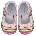 Pediped Addison Stripes Shoes