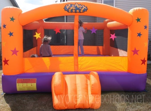 SUPERSTAR Bounce House