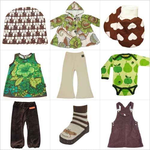 Vyssan Lull | Scandinavian Children's Wear Giveaway