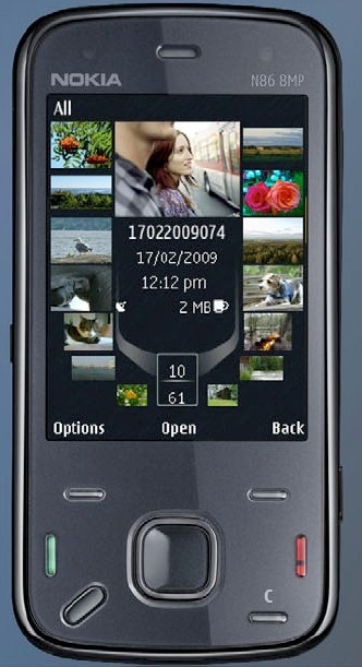 Nokia N86 8MP Smartphone Review