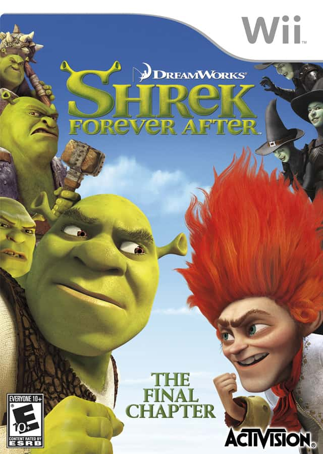 Shrek Forever After Game for Nintendo Wii | Review
