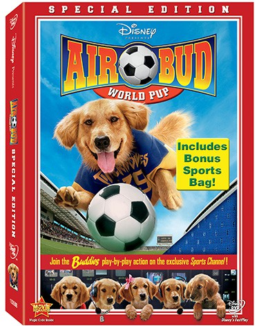 AIR BUD: WORLD PUP: SPECIAL EDITION | DVD Review