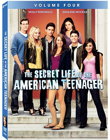 SECRET LIFE OF THE AMERICAN TEENAGER: VOLUME 4 | DVD Review
