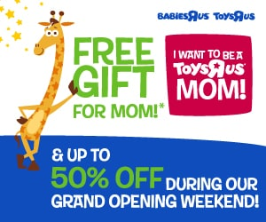 US Moms! Do You Want To Be A Toys R Us Mom? | Promotion