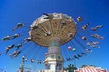 Centreville Amusement Park in Toronto, Ontario