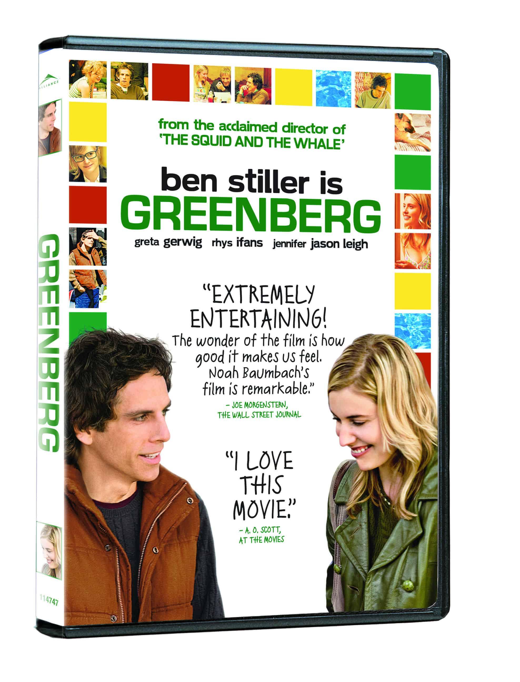 Greenburg DVD