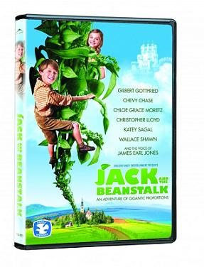 Jack and the Beanstalk DVD Review