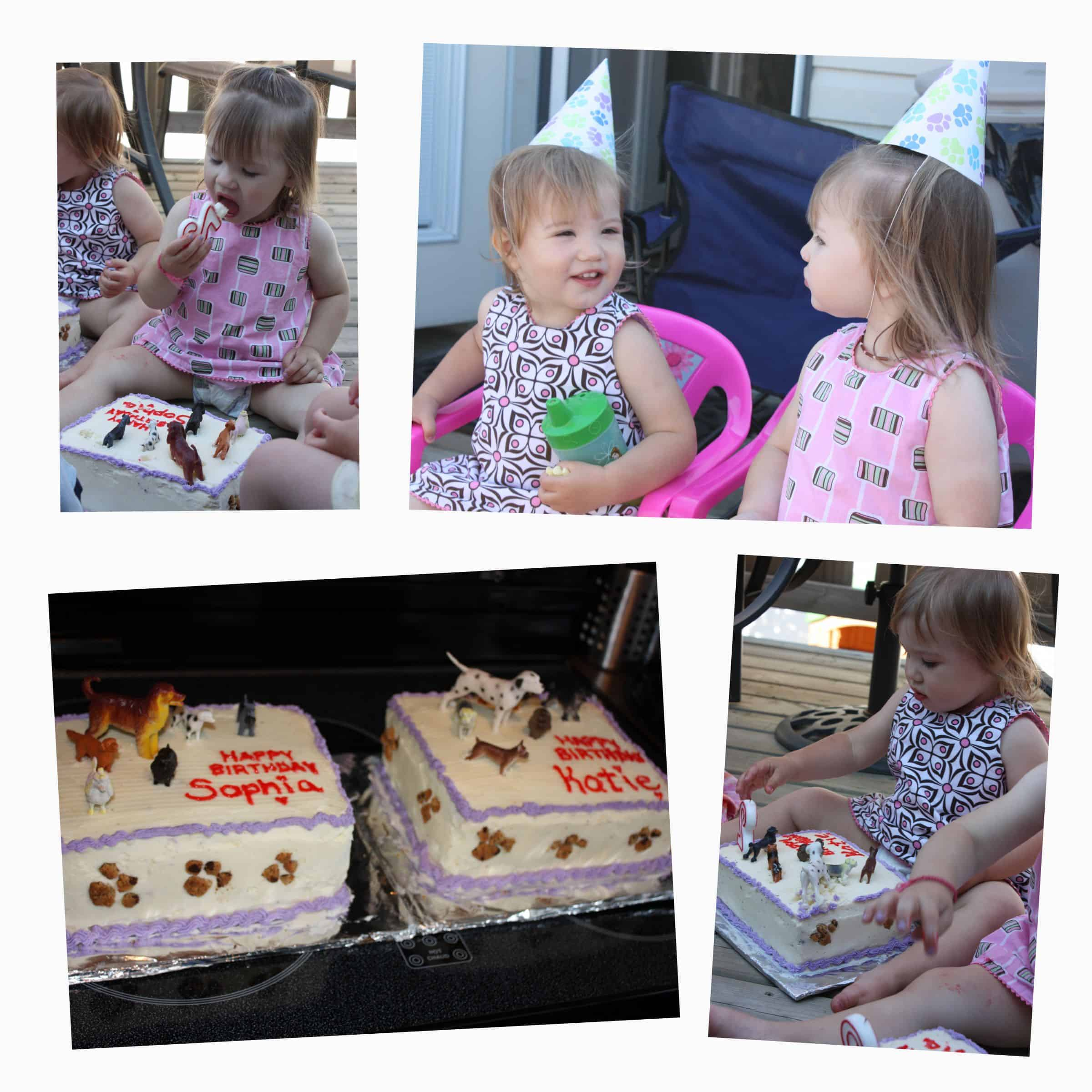 WW | The Twins' 2nd Birthday Party