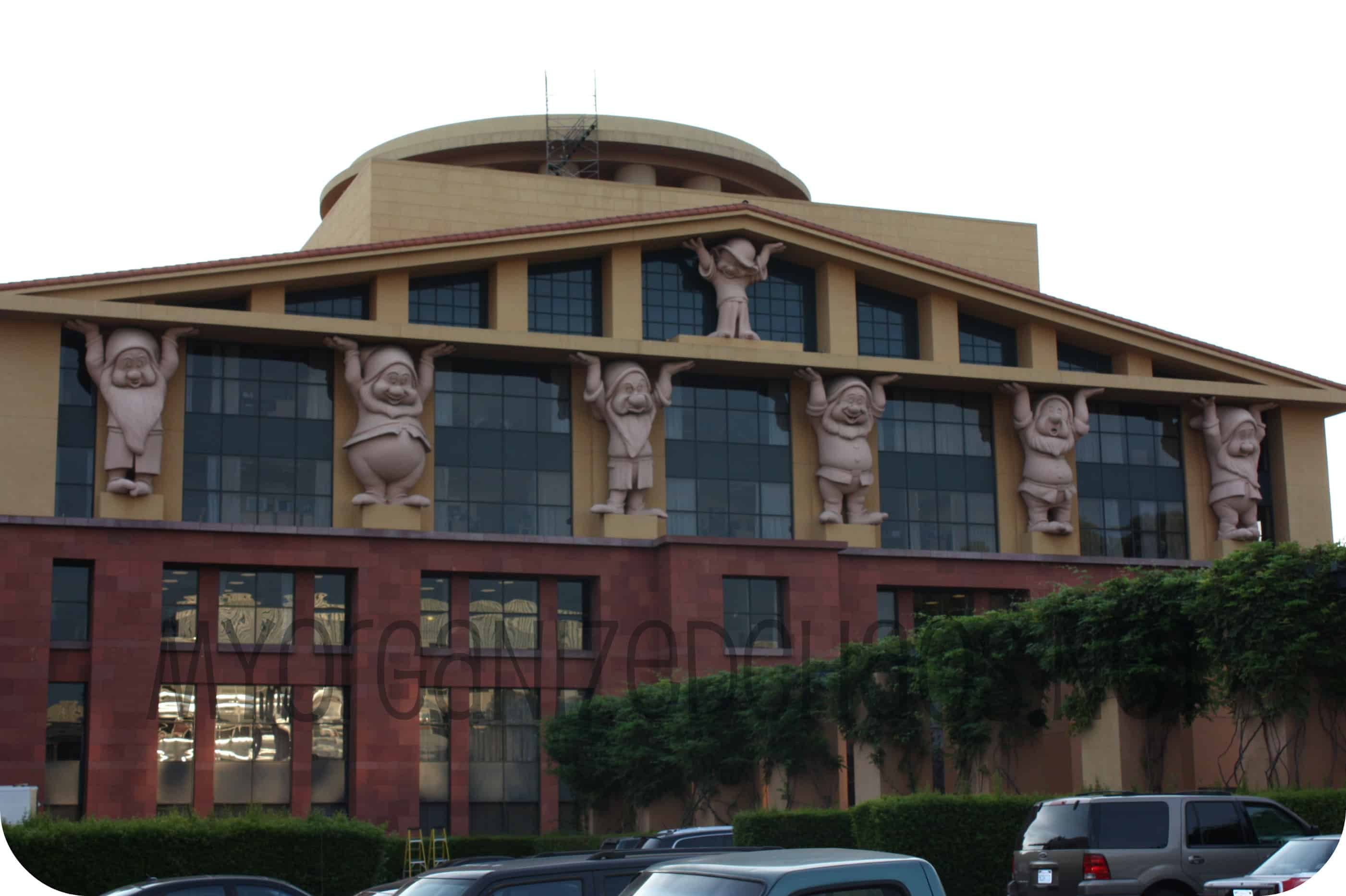 Walt Disney Studios, Disney Blogger Day 1
