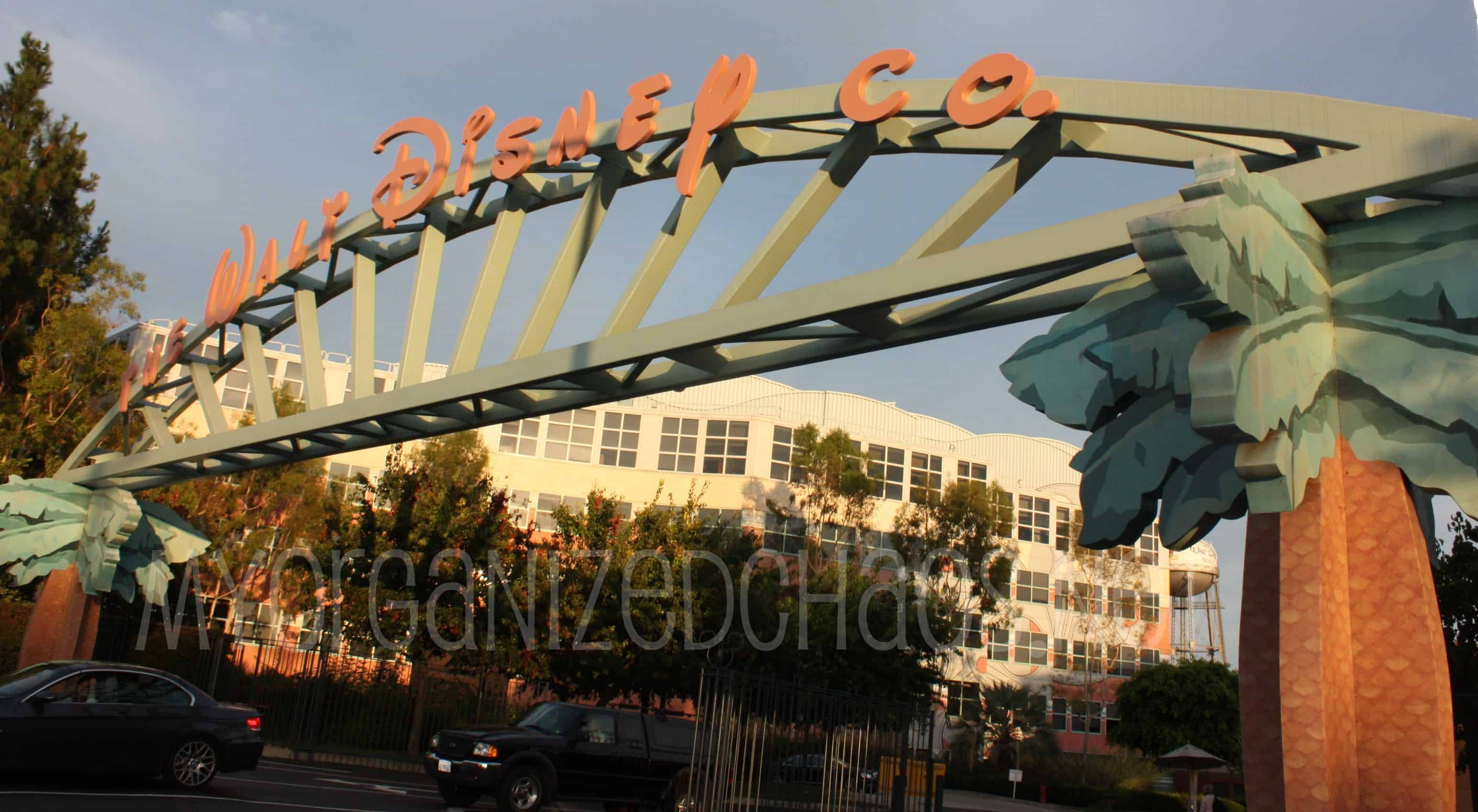Walt Disney Studios, Disney Blogger Day 1