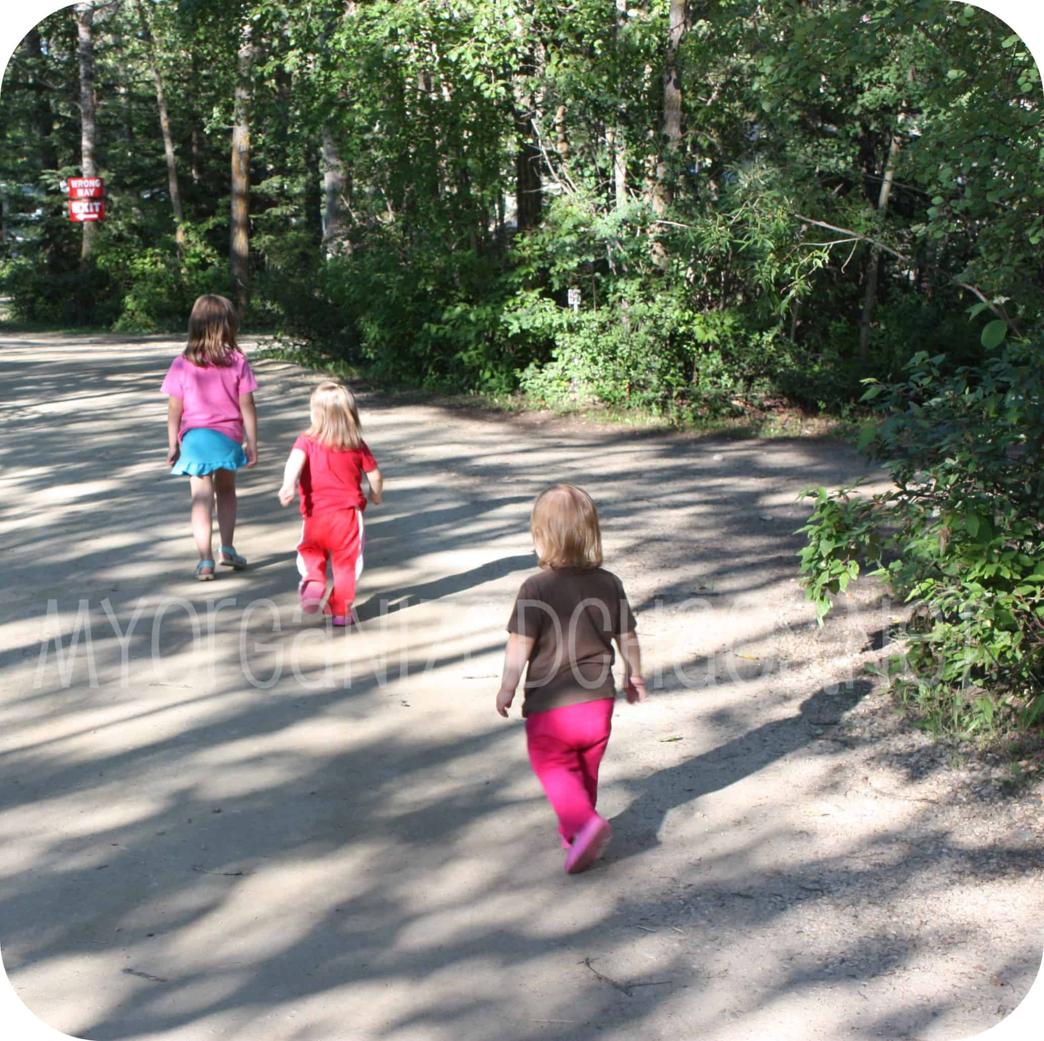 Wordless Wednesday | The Upside of Camping with Kids