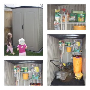 Rubbermaid Roughneck Shed