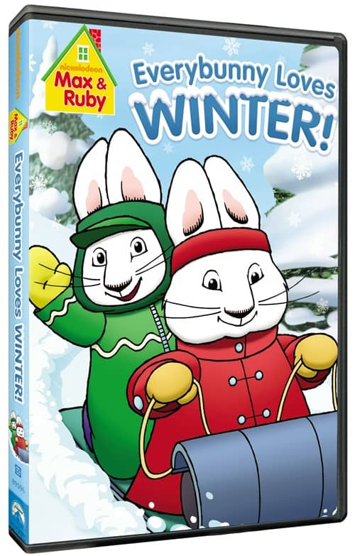 Max & Ruby: Everybunny Loves Winter | DVD Review