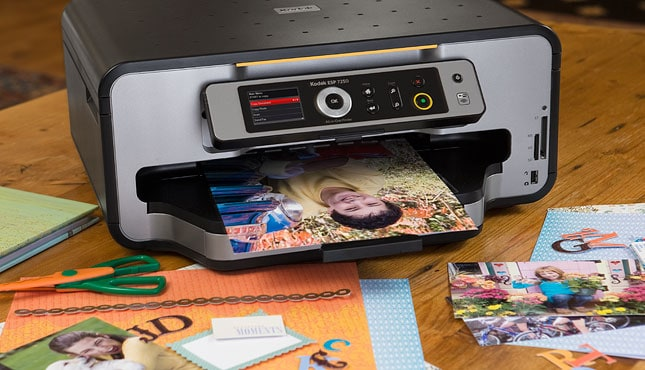 Kodak ESP7250 Wi-Fi All-In-One Printer Review