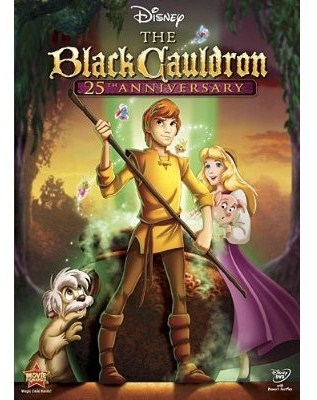 The Black Cauldron: 25th Anniversary | DVD Review