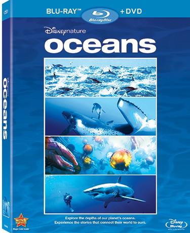 Disneynature Oceans DVD & Blu-ray Review
