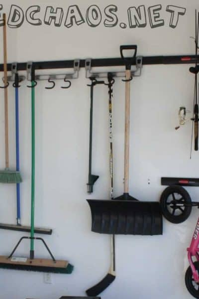 FastTrack Garage Organization System by Rubbermaid