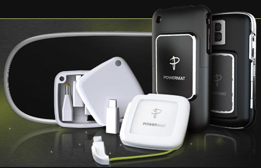 Powermat Home & Office Wireless Charging System
