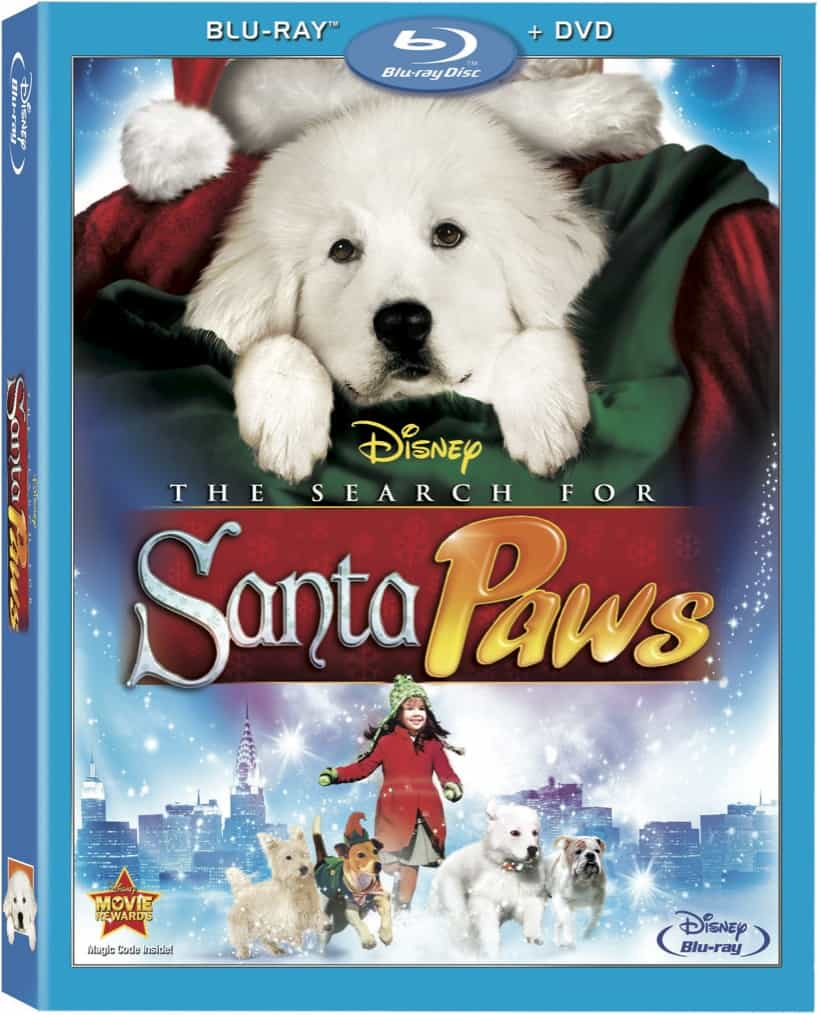 The Search For Santa Paws | Blu-ray & DVD Combo