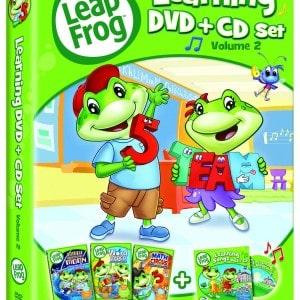LeapFrog Learning DVD + CD Set, Volume 2