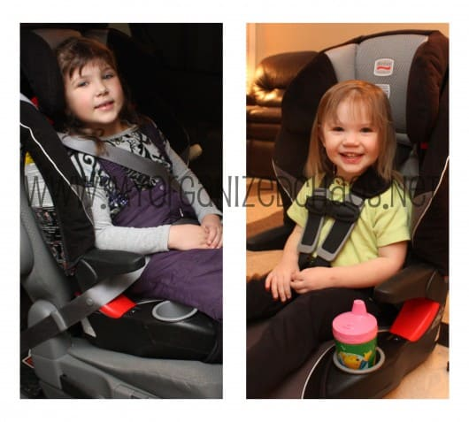 Britax Frontier 85 Harness-2-Booster Car Seat