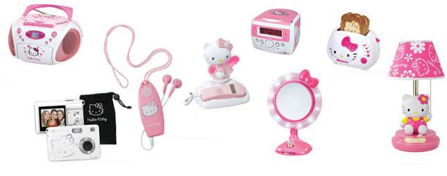 of Hello Kitty bike accessories available that the young hello kitty ...