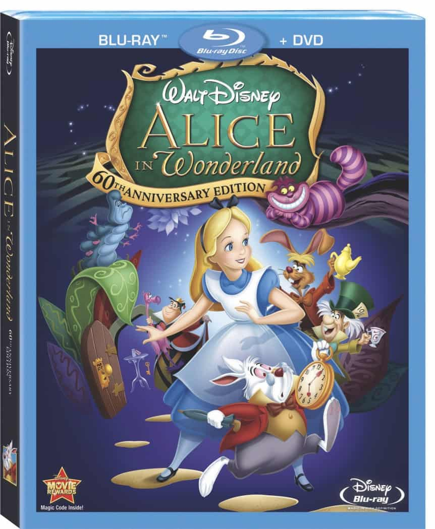 Alice In Wonderland ~ 60th Anniversary Special Edition