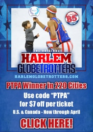 Discount Code {Harlem Globetrotters 2011 Tour}