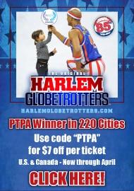 Discount Code {Harlem Globetrotters 2011 Tour}