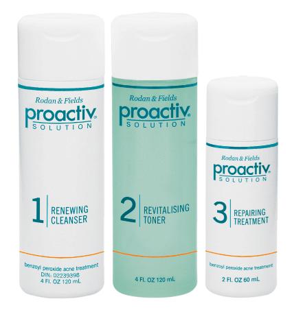 Proactiv 3 step system 30 day challenge