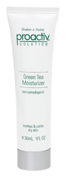 Green Tea Moisturizer Proactiv