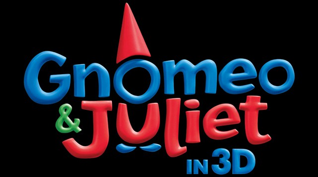 """Gnomeo & Juliet """"What's In A Gnome?"""""""