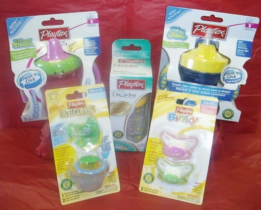 playtex baby and toddler products