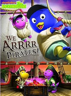 The Backyardigans We Arrrr Pirates!